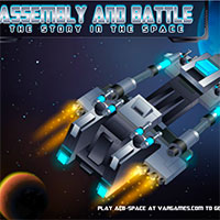 Игра Assembly and Battle the Story in the Space (История про Космос)