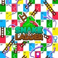 Игра Snakes and ladders for 4 (Змеи и лестницы на 4)